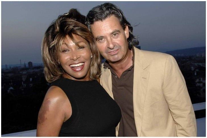 Tina Turner Ehemann Alter / Niere von Ehemann: Organspende
